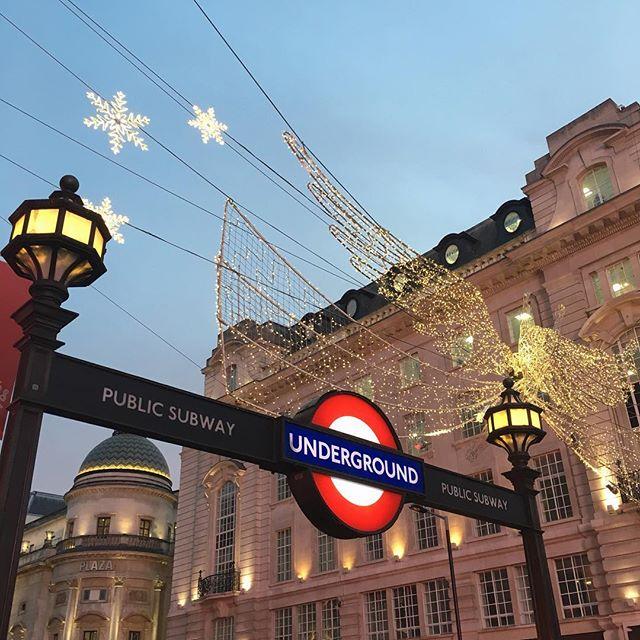 Merry Christmas everyone! #festivelondon