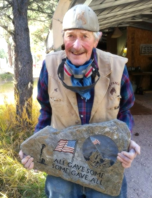Veteran Garry Nelson