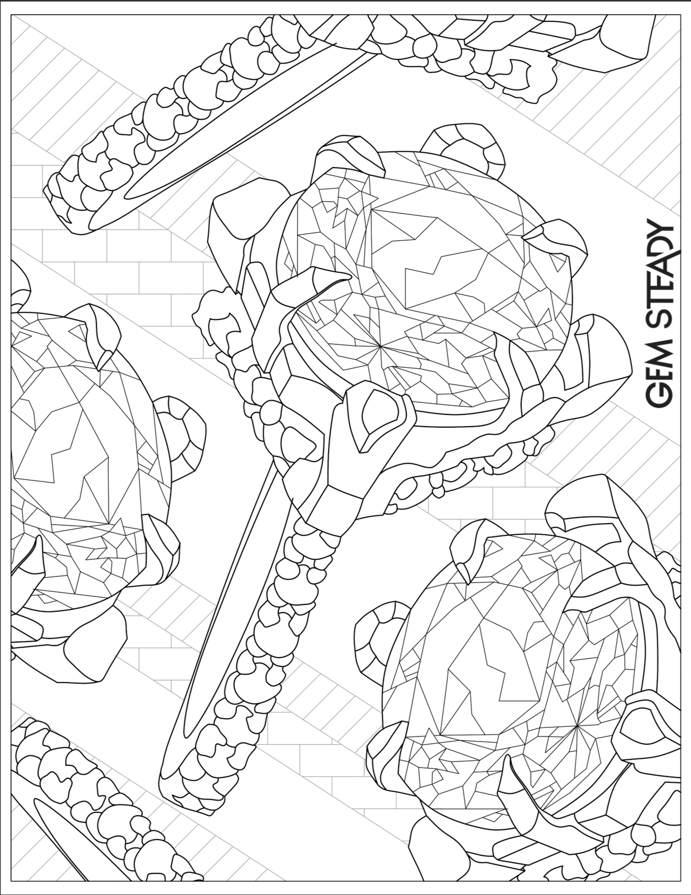 Download and print this FREE coloring sheet!