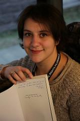 Lauren Mata, USU student  photo by Troy Bonnes