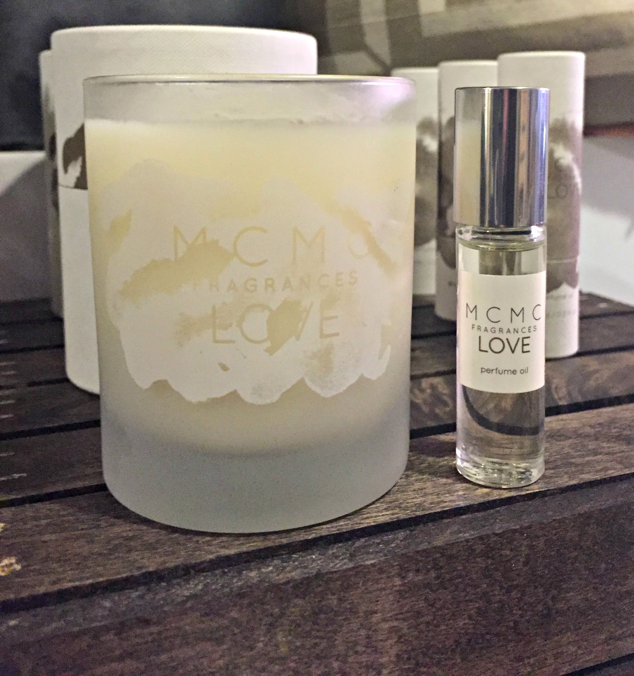 MCMC Fragrances