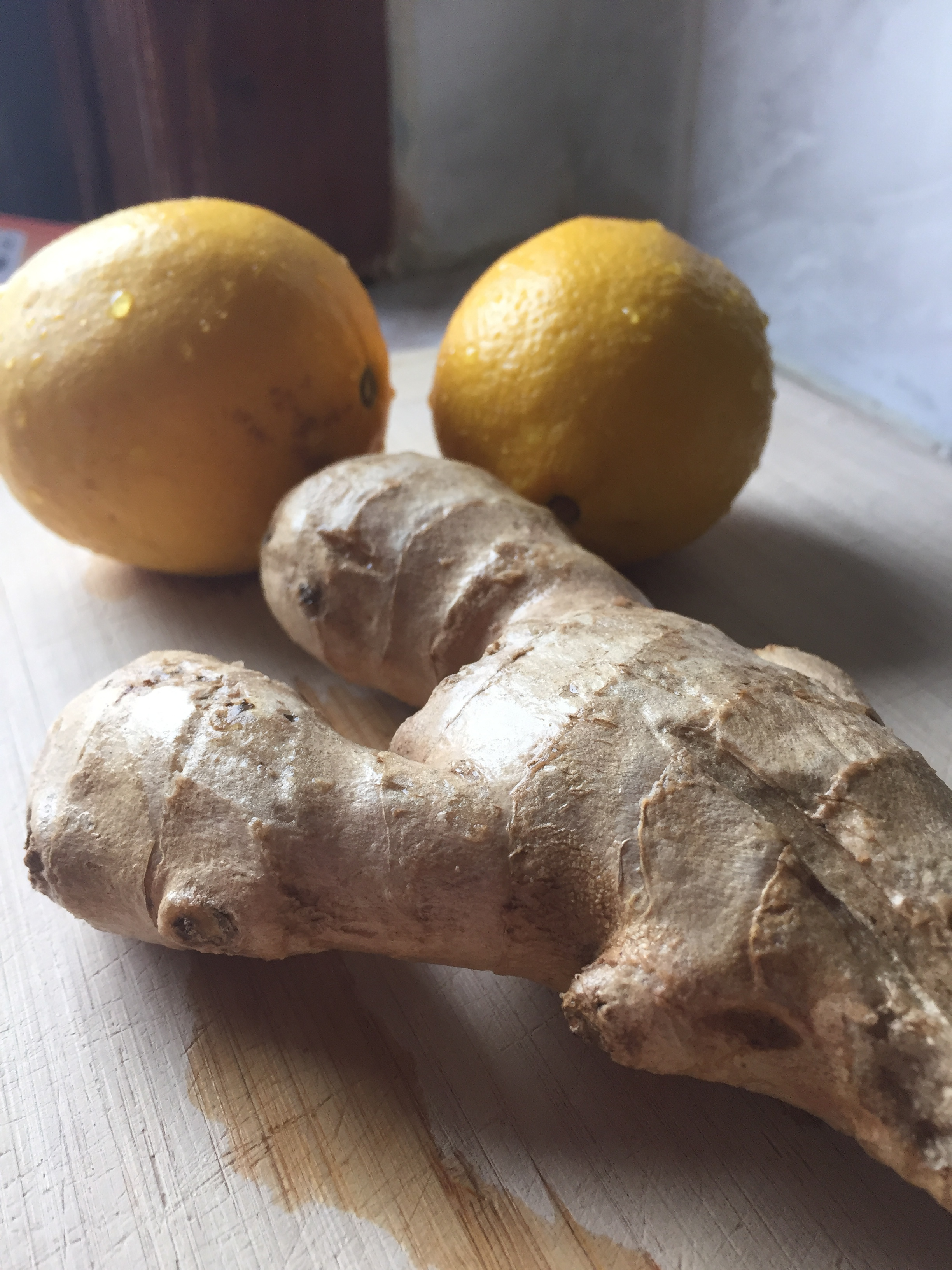 Lemon Gingeragde