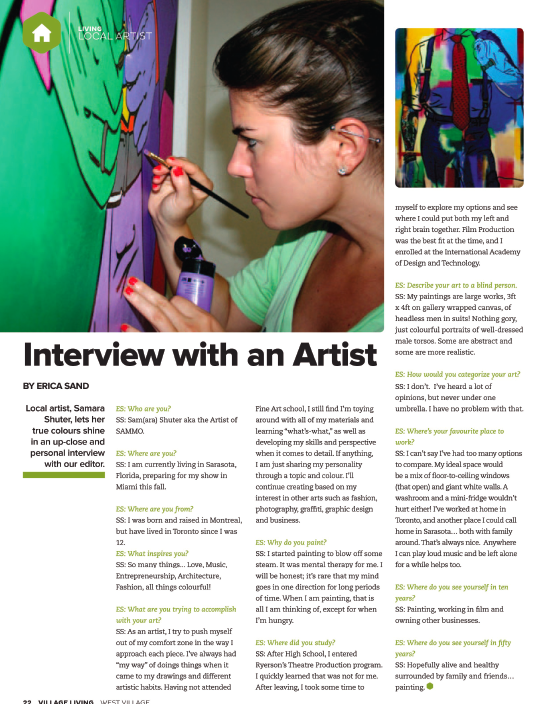 INTERVIEW WITH AN ARTIST BY ERICA SAND.png