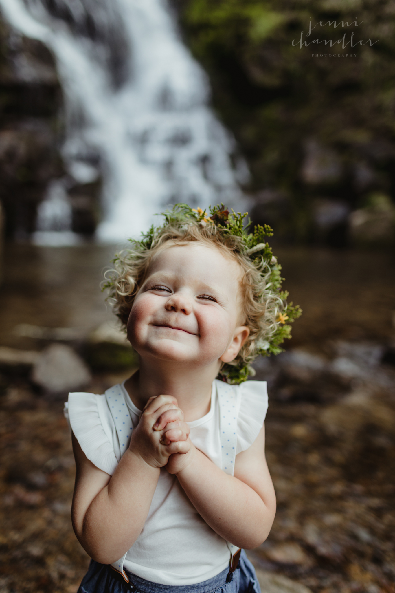 Brevard North Carolina Family Photographer, Jenni Chandler Photography, Western North Carolina, Waterfalls, Eastatoe Falls, Transylvania County, Mommy and Me Session, Family Photographer,