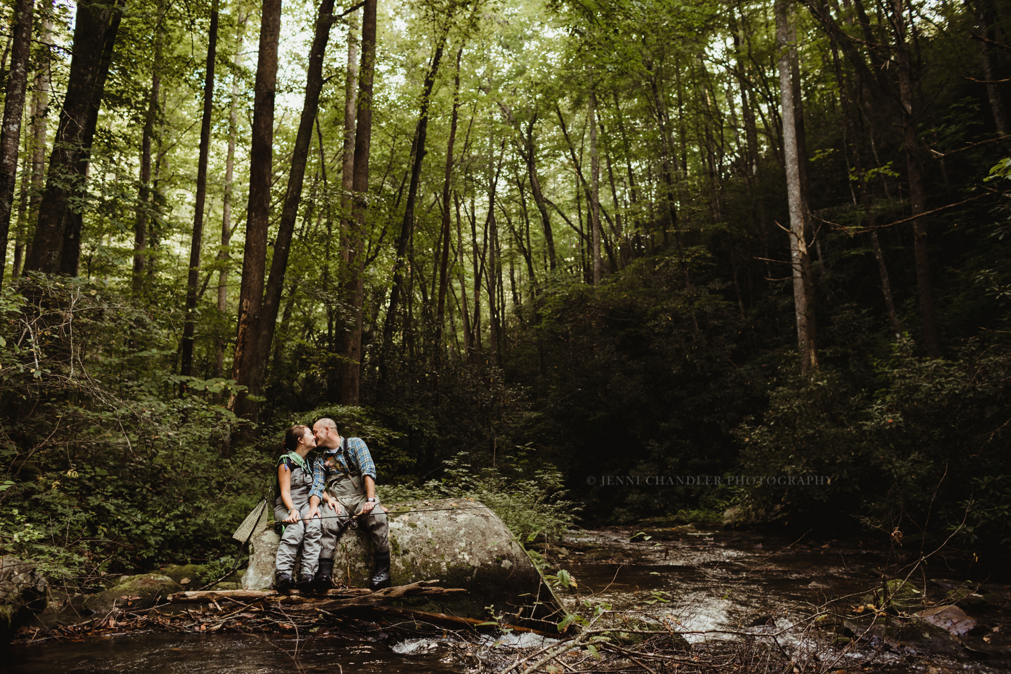engaged, christmas tree farm, fly fishing, black balsam knob, engagement, engagement session, jenni chandler photography, asheville wedding photographer, brevard nc wedding photographer, brevard wedding photographer, mountain top engagement, engaged, couples in love, green wedding shoes, avl wedding guide, asheville wedding guide, looking glass falls, looking glass falls engagement, brevard nc, we are brevard, brevard photographer, brevard wedding, wnc wedding, wnc events