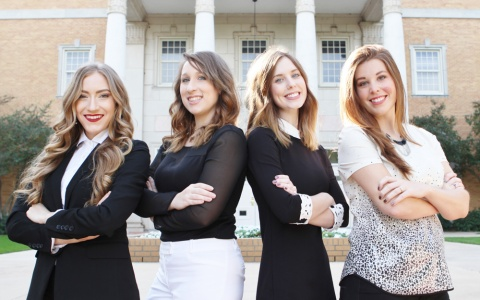 """""""Big show, big win: UNT students clinch top award in National Retail Federation contest for the first time""""- UNT News"""