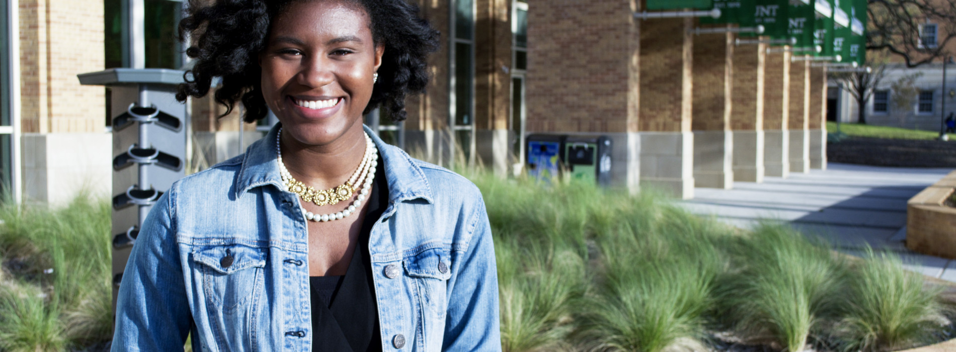 """""""The talent behind the UNT fashion show""""- NT Daily"""