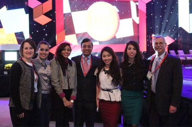 """""""MDR's Merchant Development Program leads four merchandising majors to get a 'shoe' in the door at the NRF Big Show in New York City""""- NRF"""