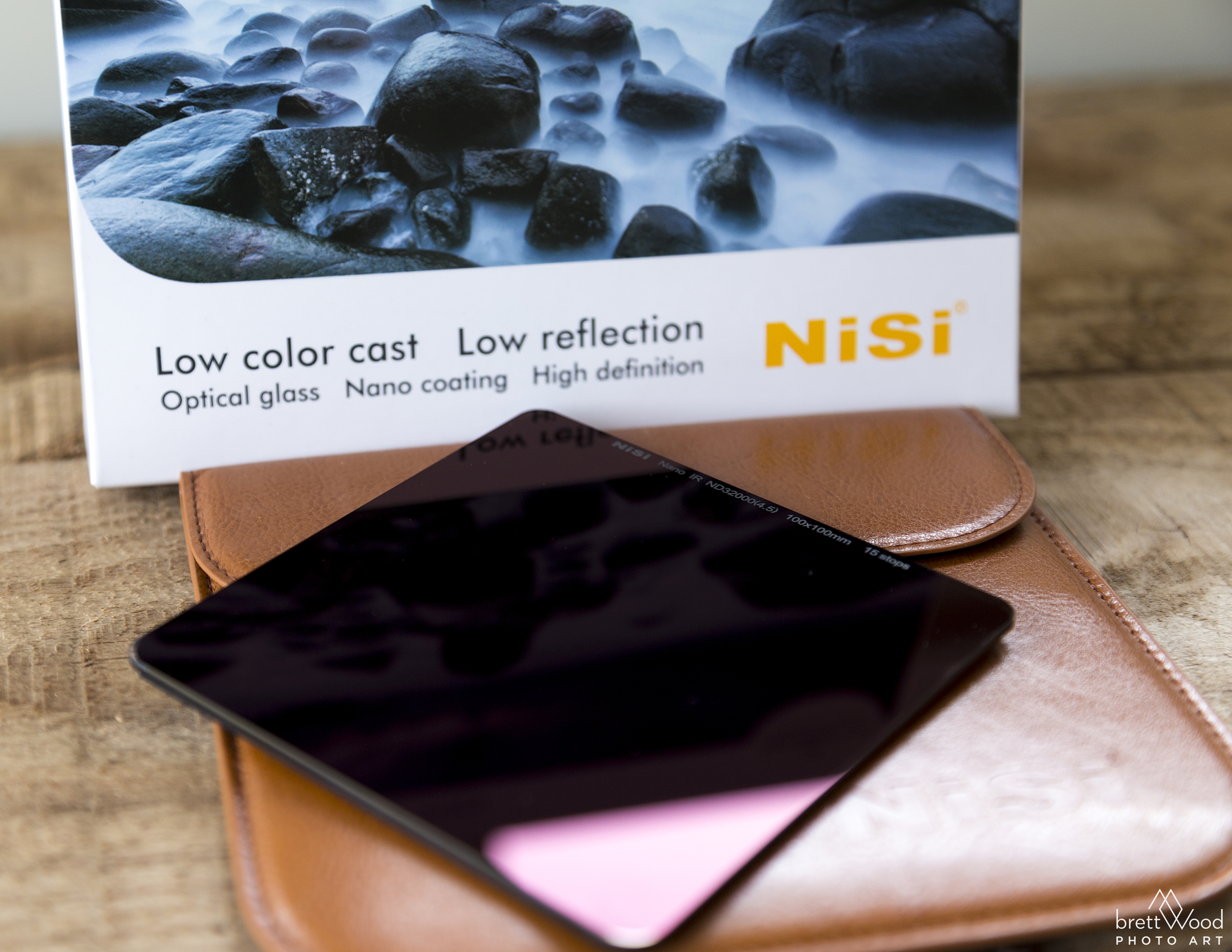 impressive packaging & quality from Nisi