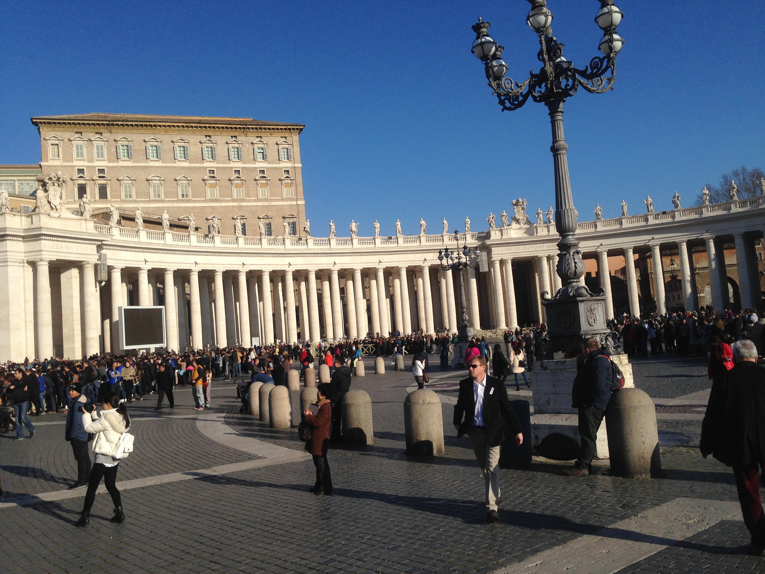 St. Peter's Square - The Vatican