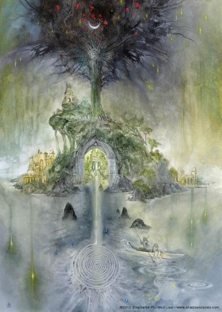 Avalon, by Stephanie Law