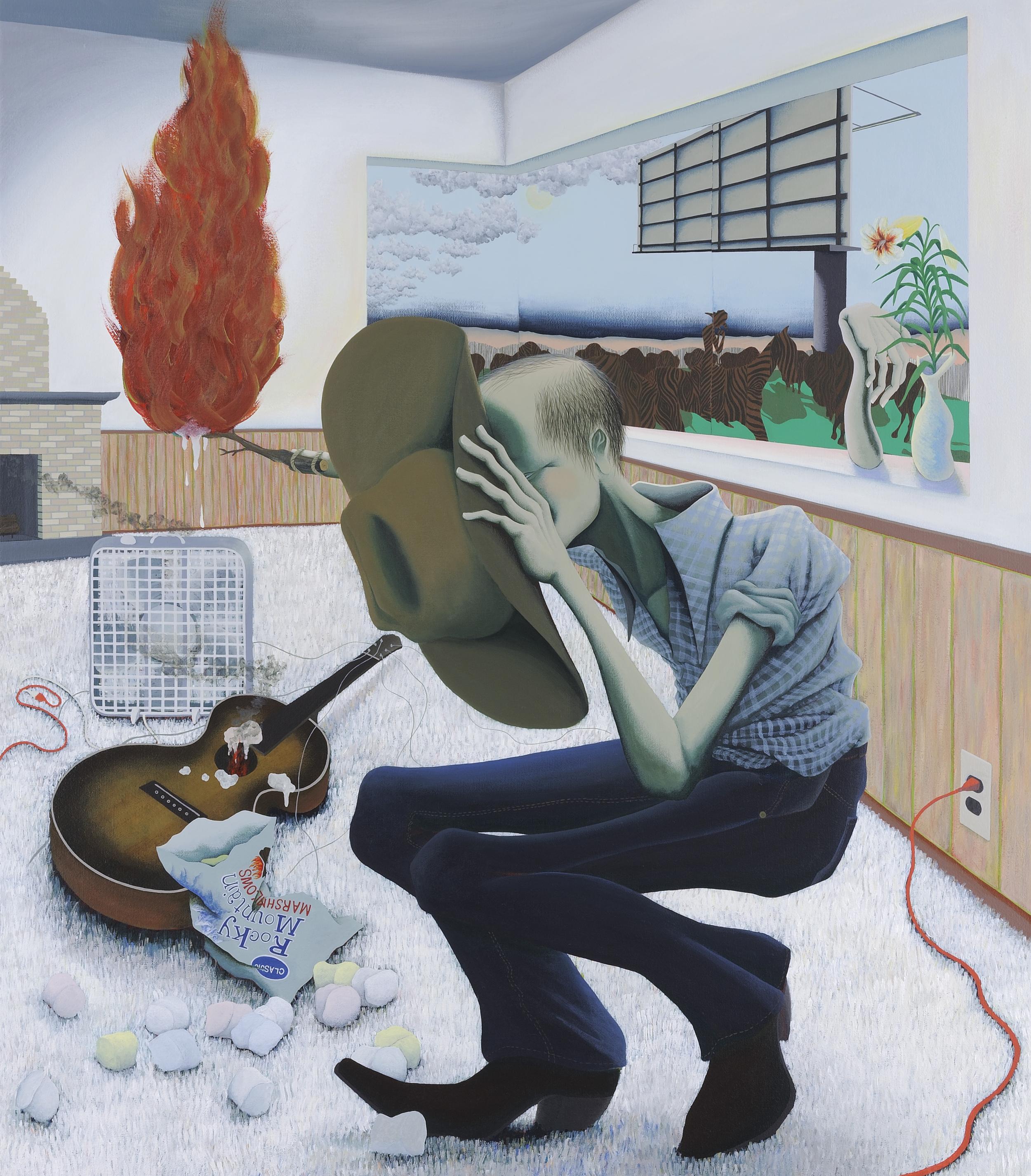 """""""my own private west"""" by Hiroyuki Nakamura"""