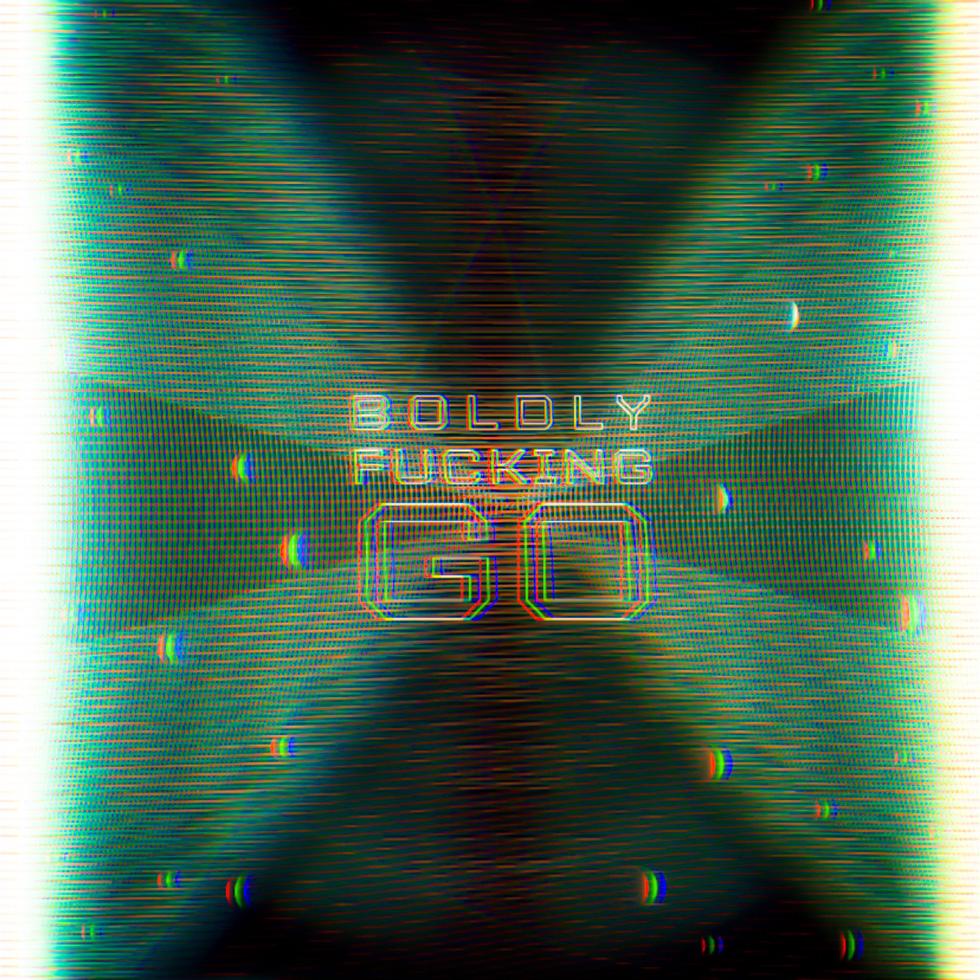 02.27.2016 Everyday Number 150- Boldly Fucking Go