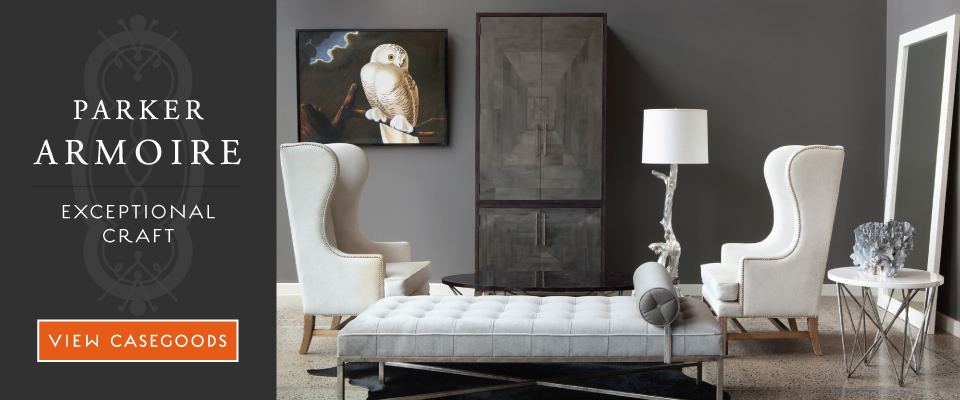 Parker Armoire - Exceptional Craft