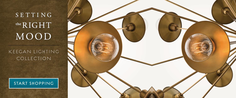 Keegan Lighting Collection
