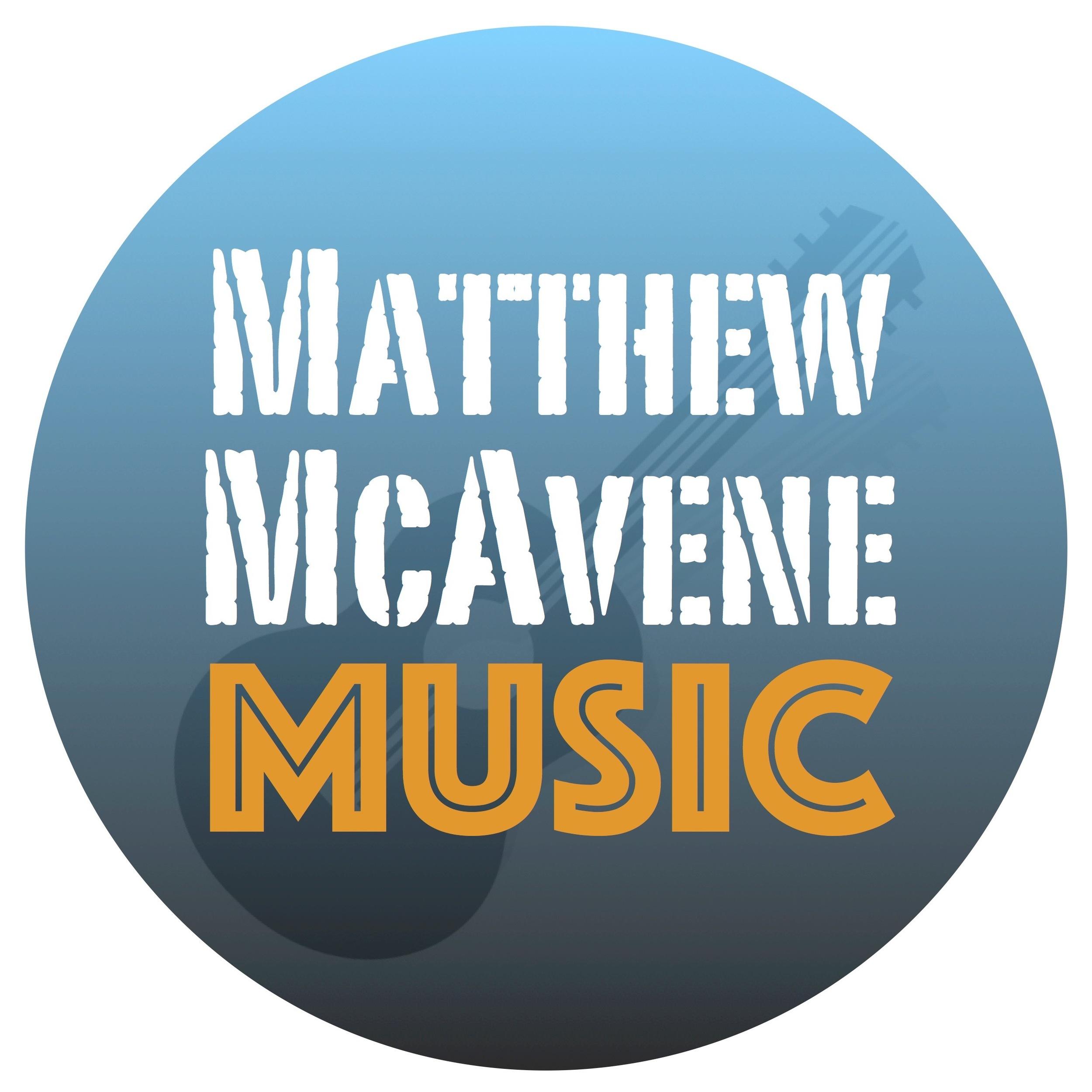 Matthew McAvene Music Logo