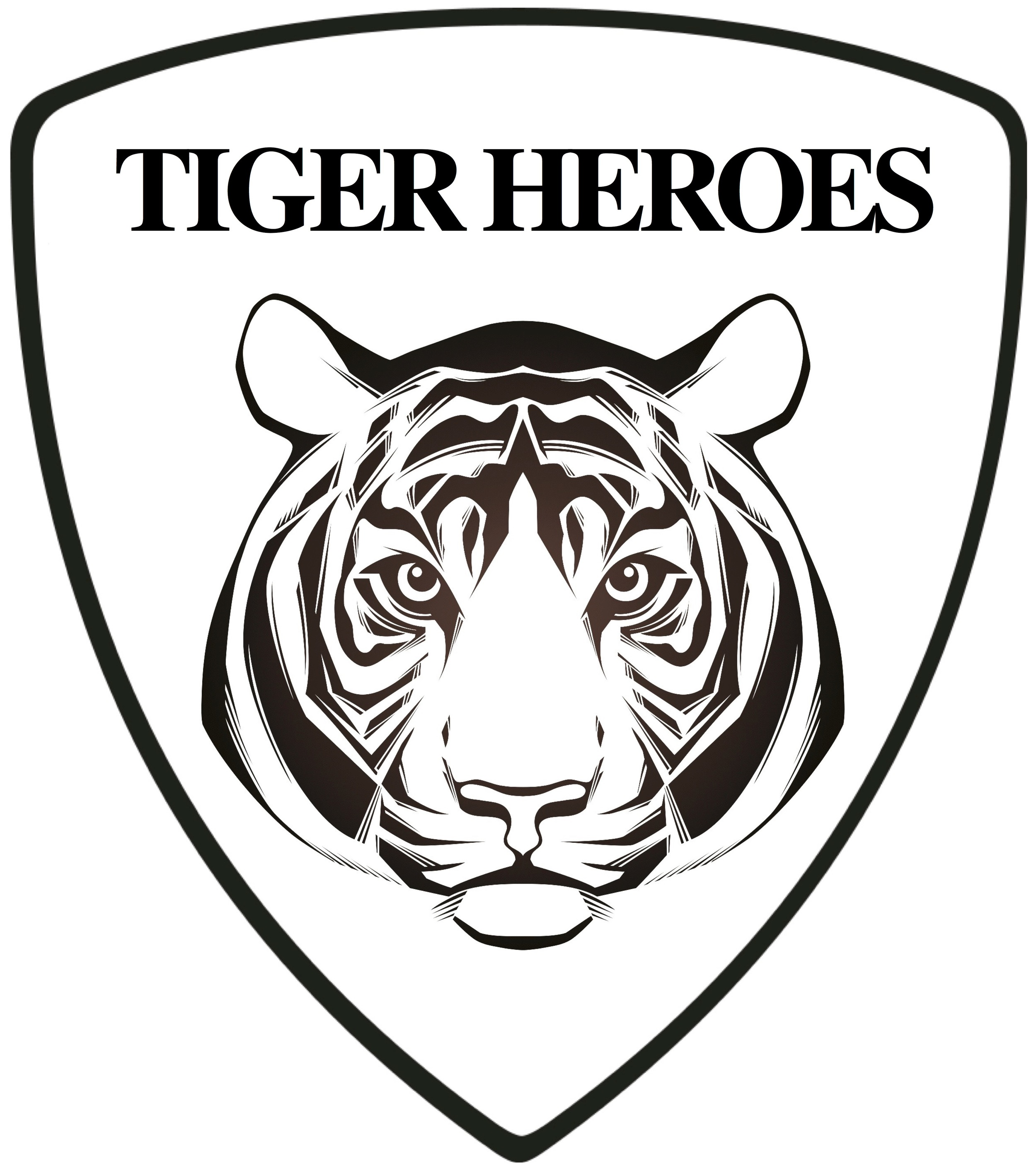 Tiger Heroes Logo