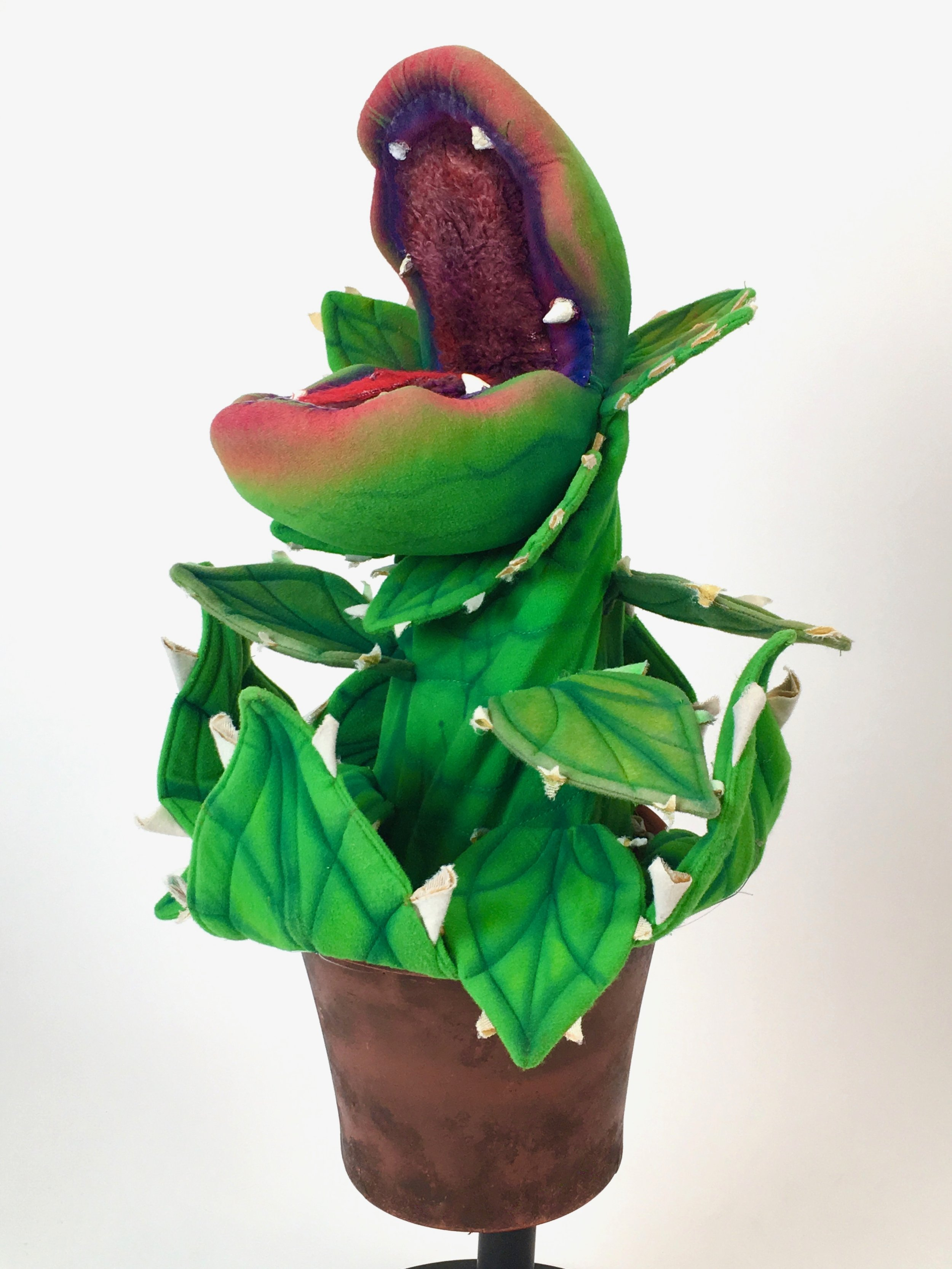 Little shop of Horrors Rental Audrey 2 (Puppet #1 of 4) by McAvene.jpg