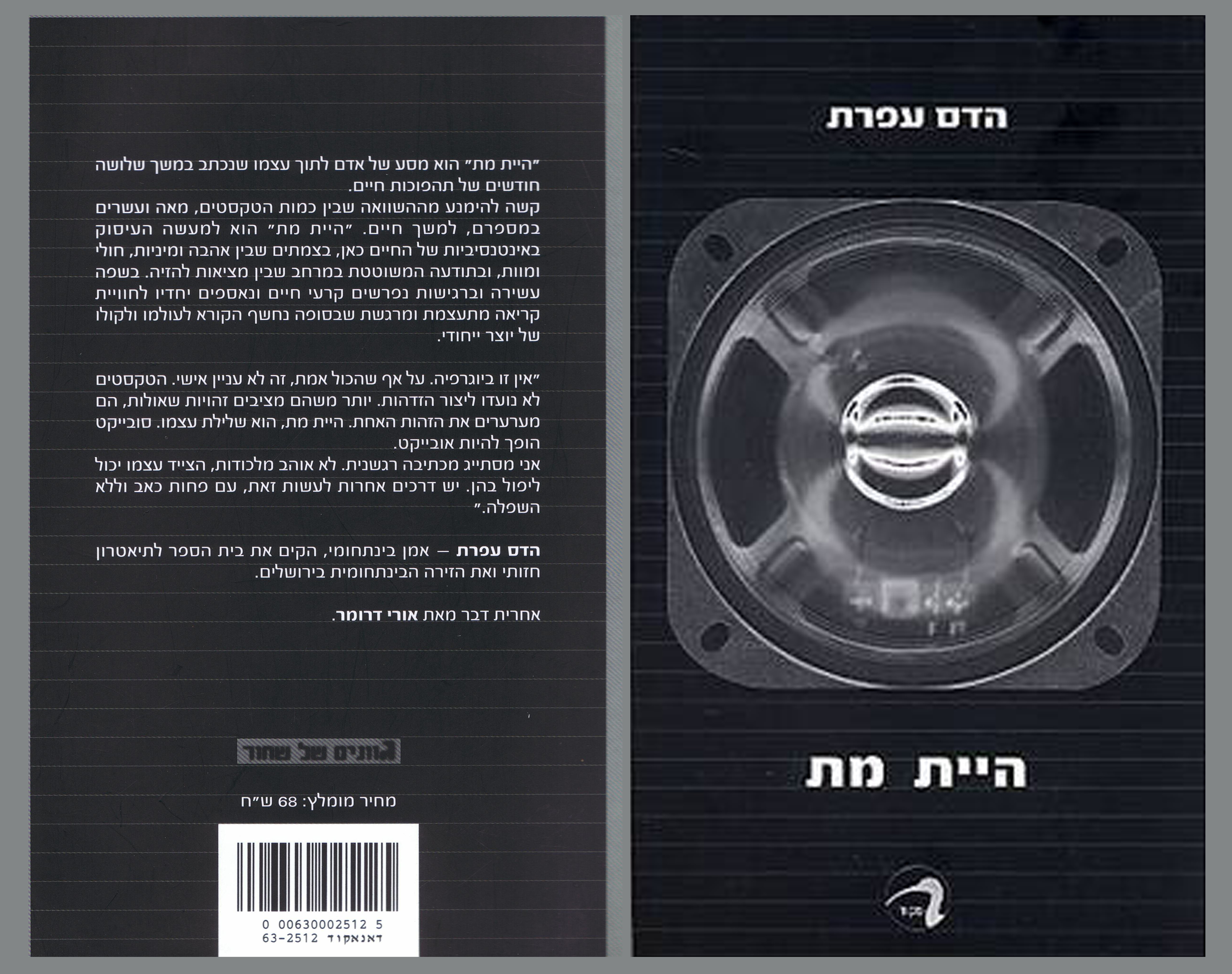 Ever Never, book (Hebrew only) Gvanim, Tel Aviv, 2004