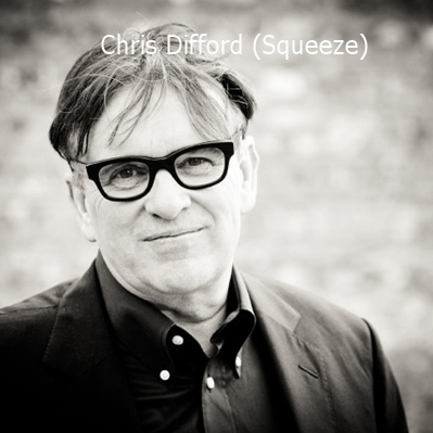 Chris Difford (Squeeze)