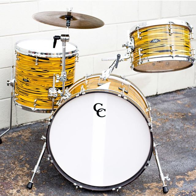 Have been after a 20/12 with this hardware on it for ages. #want #ludwig wrap from 70s #vintagedrums sort of.