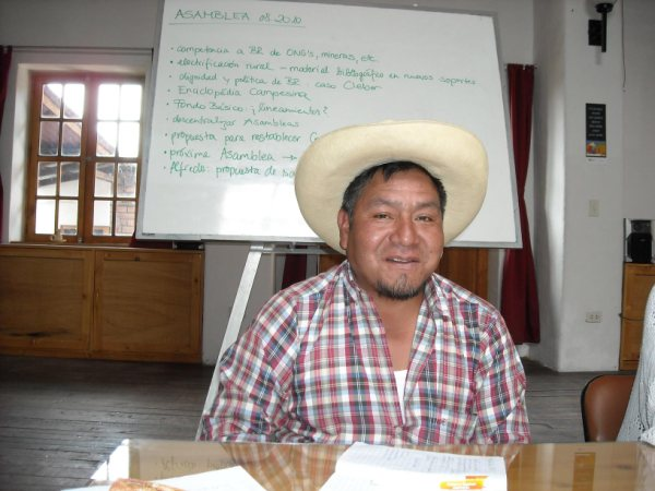 Javier Co-ordinator General.JPG