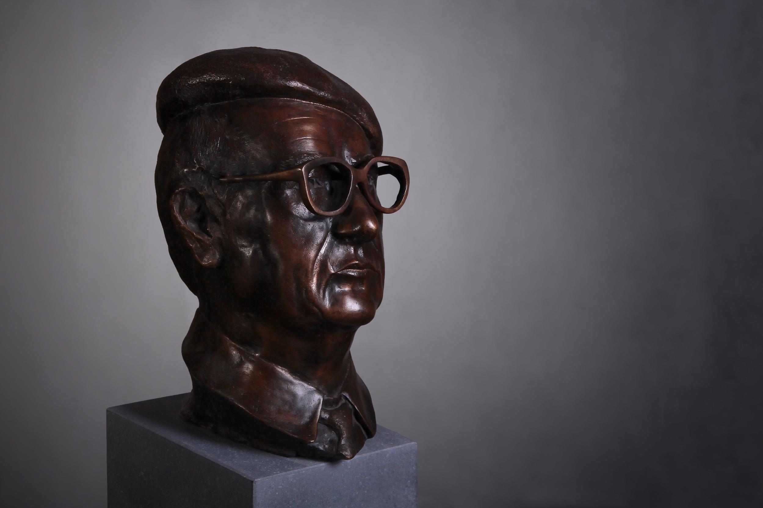 Patrick Kavanagh Bronze