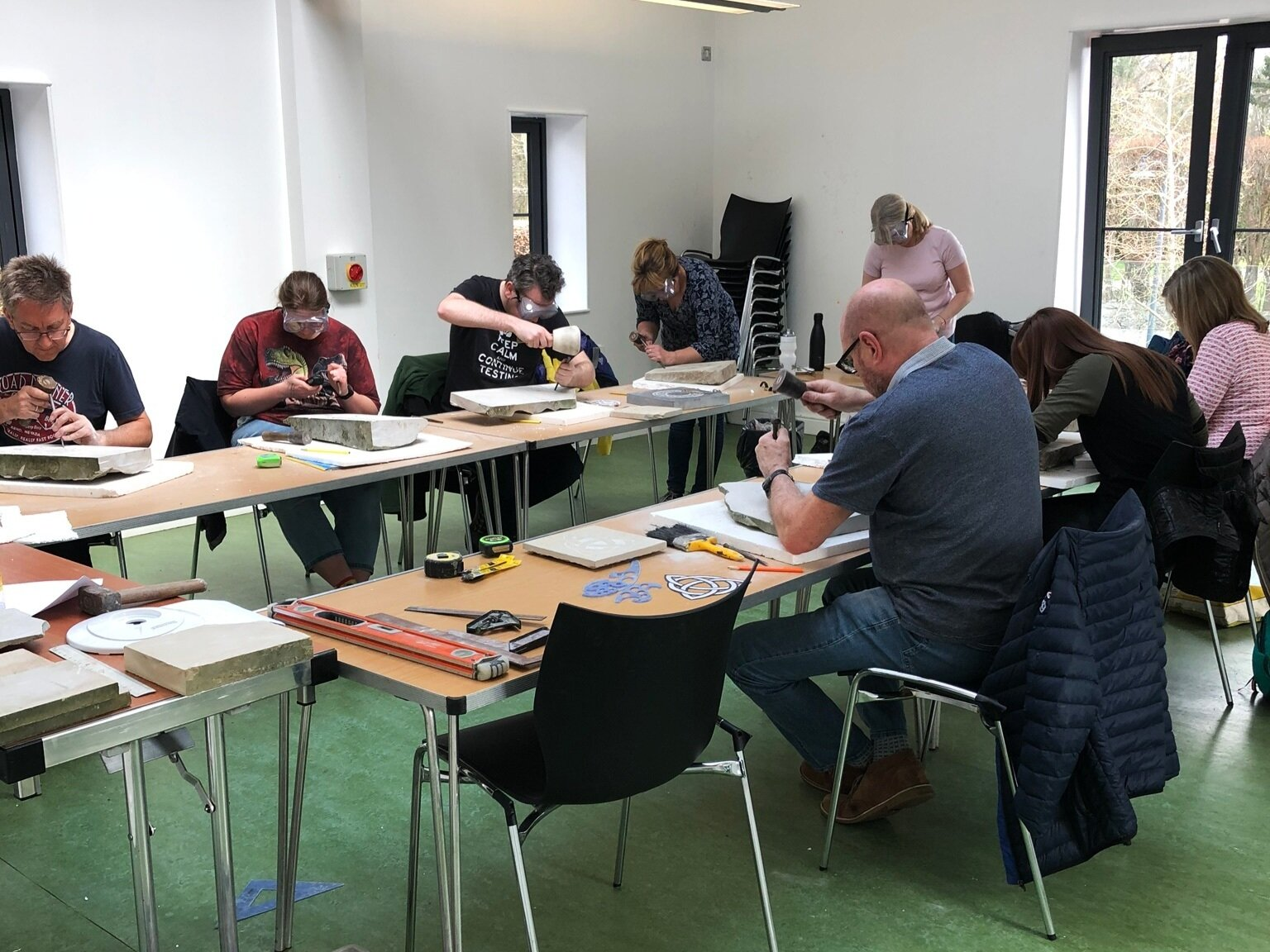 Stone Carving Courses
