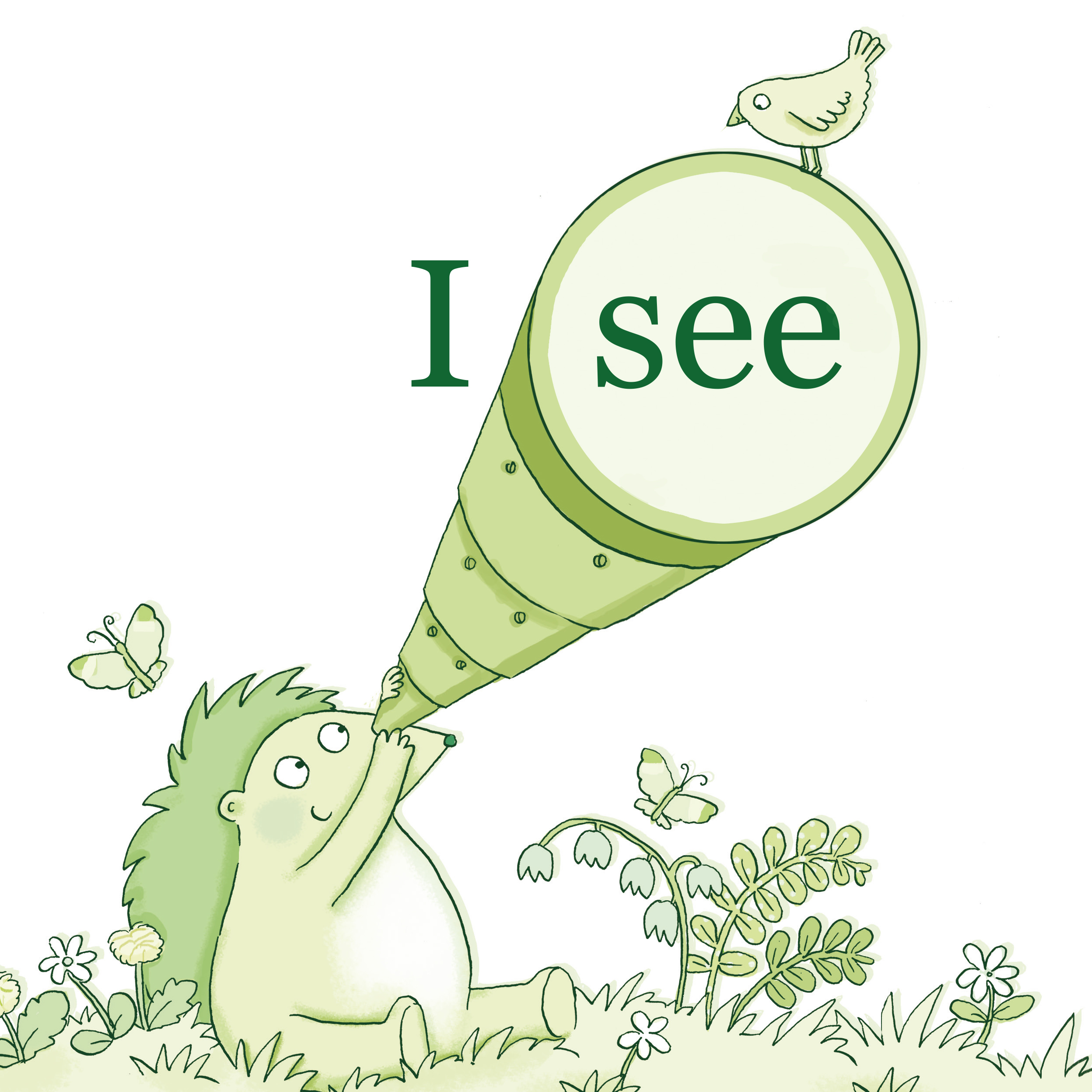 I see, you see