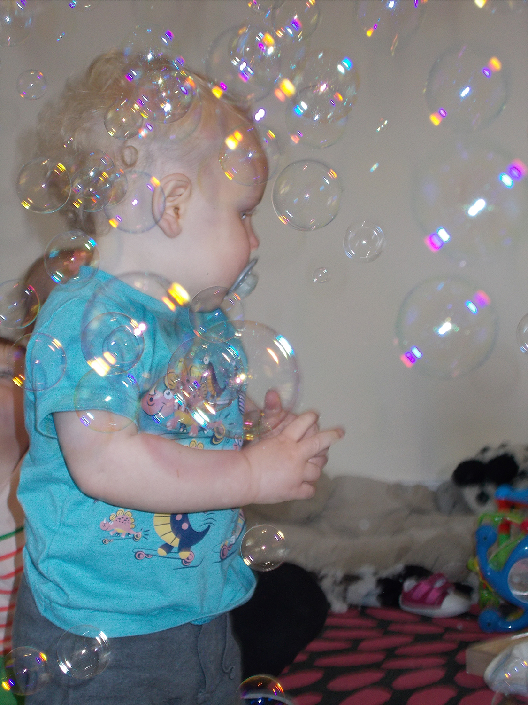 A Bubble Machine