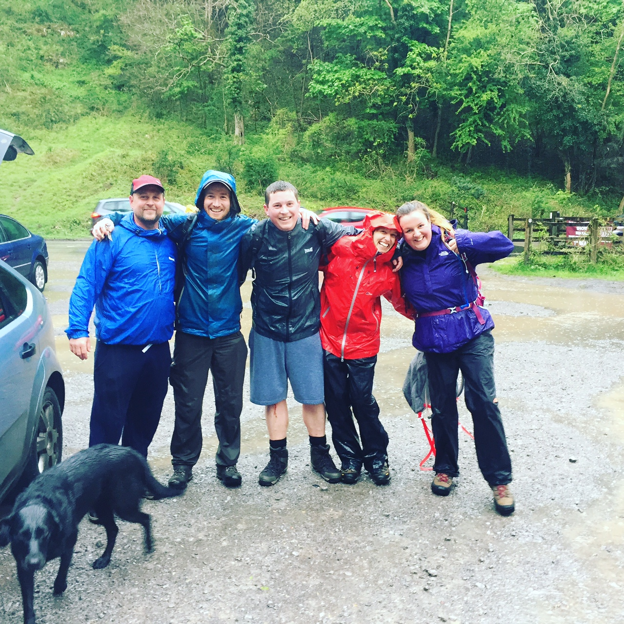 The Big Little Free Rangers Three Peaks Challenge