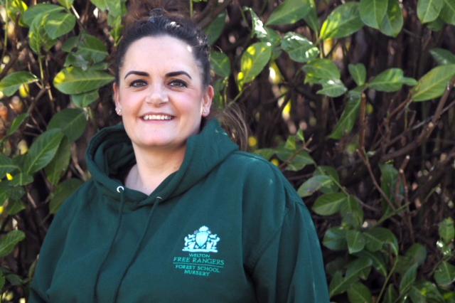 Gemma Macey Nursery Manager