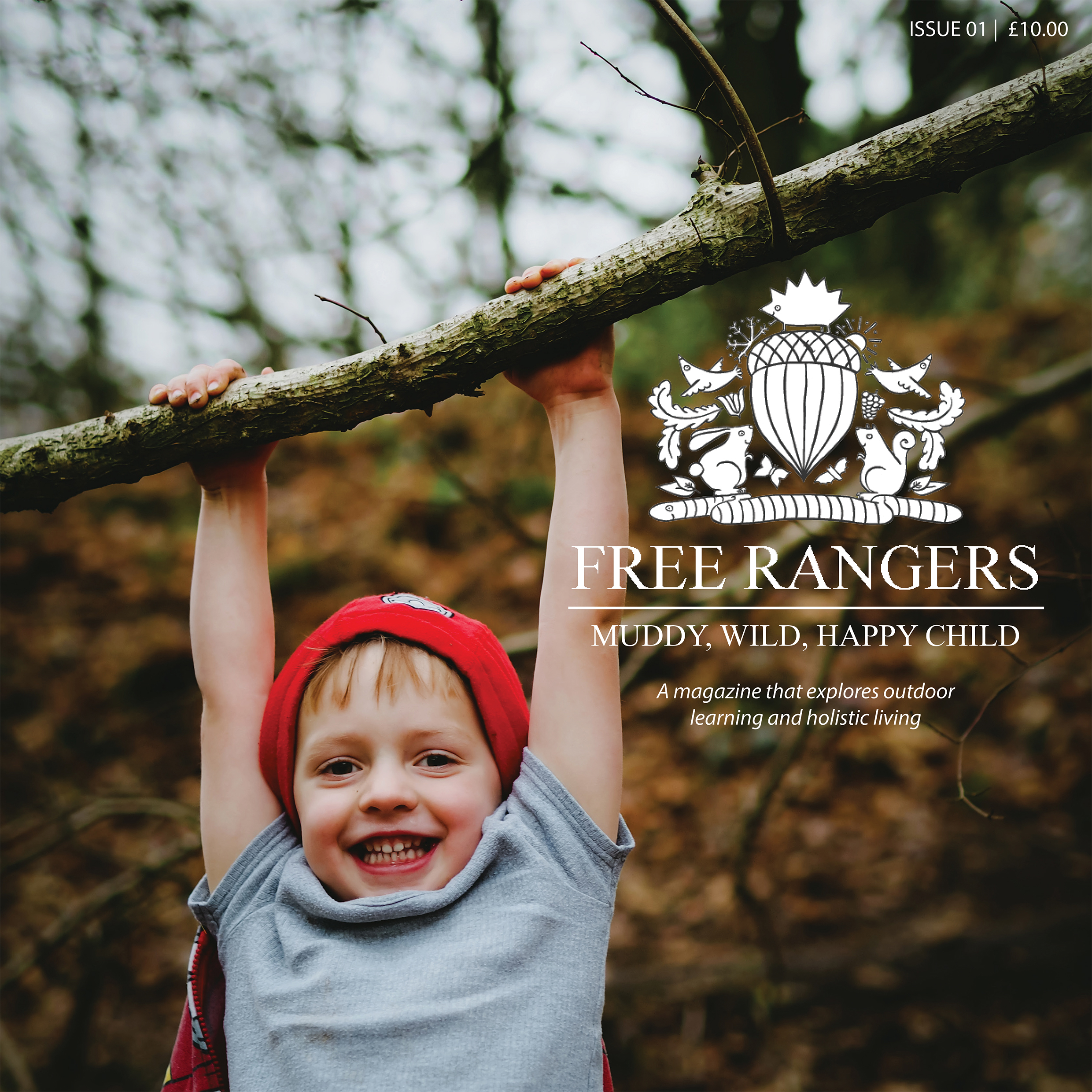 All profits will go towards building a forest school for primary aged children at Free Rangers!   FIND OUT MORE