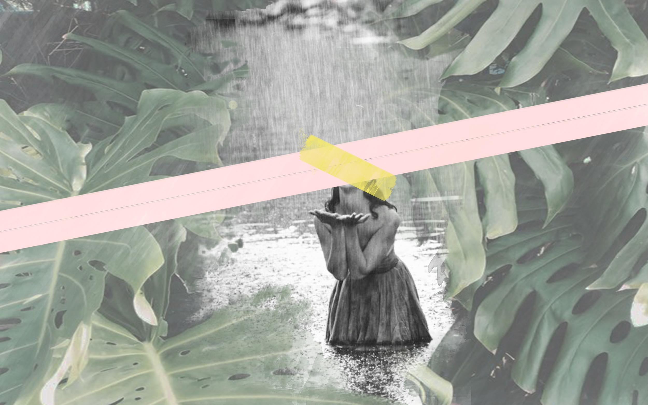 RAIN LADY    by    PIPER WINSTON