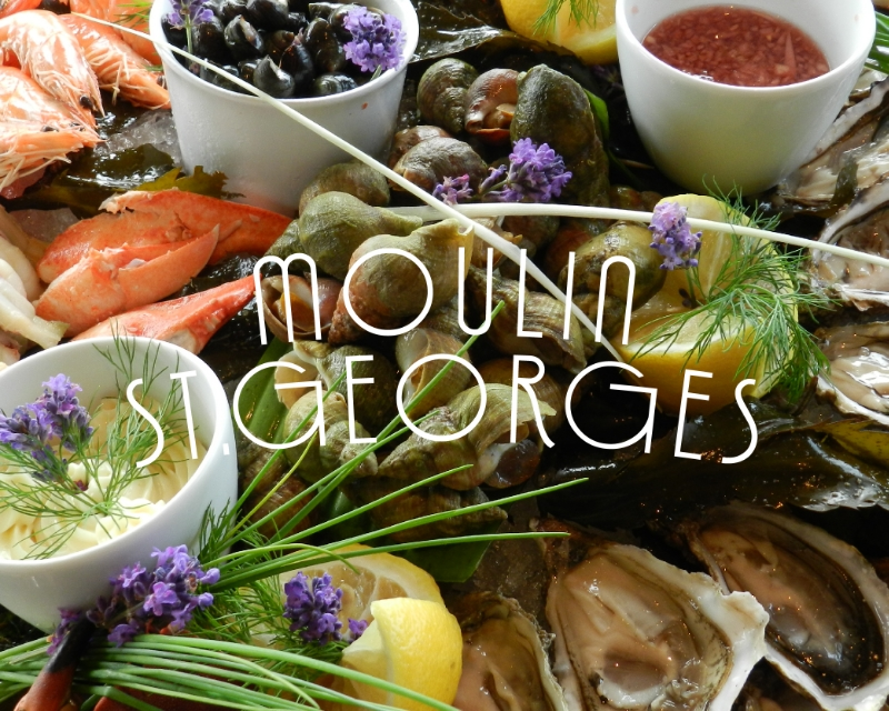 Moulin St. Georges Branding