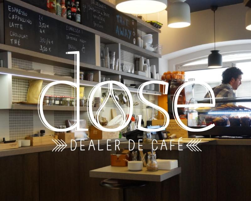Dose Dealer de Café Branding