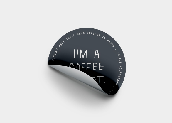 I'm A Coffee Addict