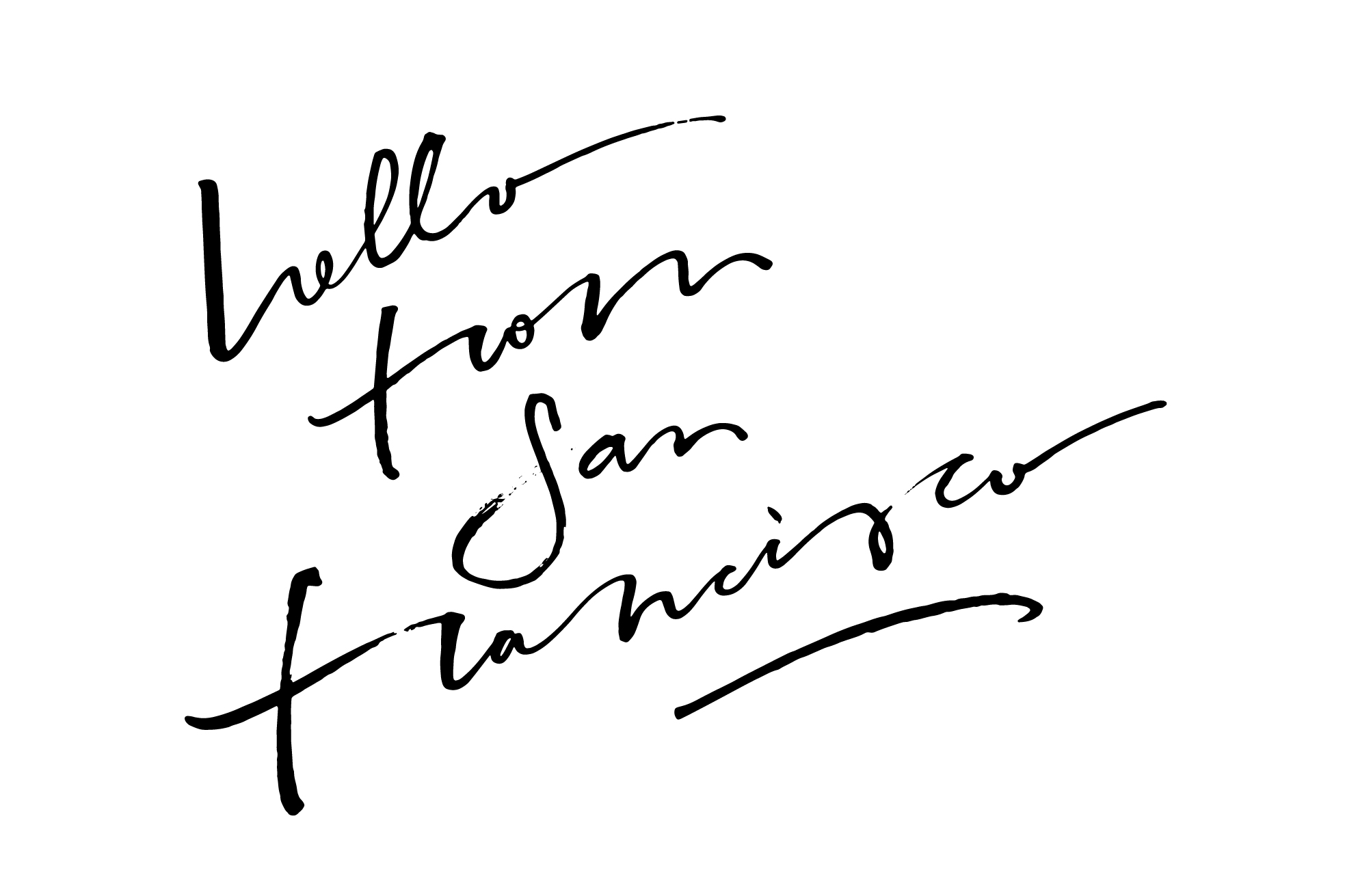 hello-from-san-francisco-lettering-calligraphy-design-x-five