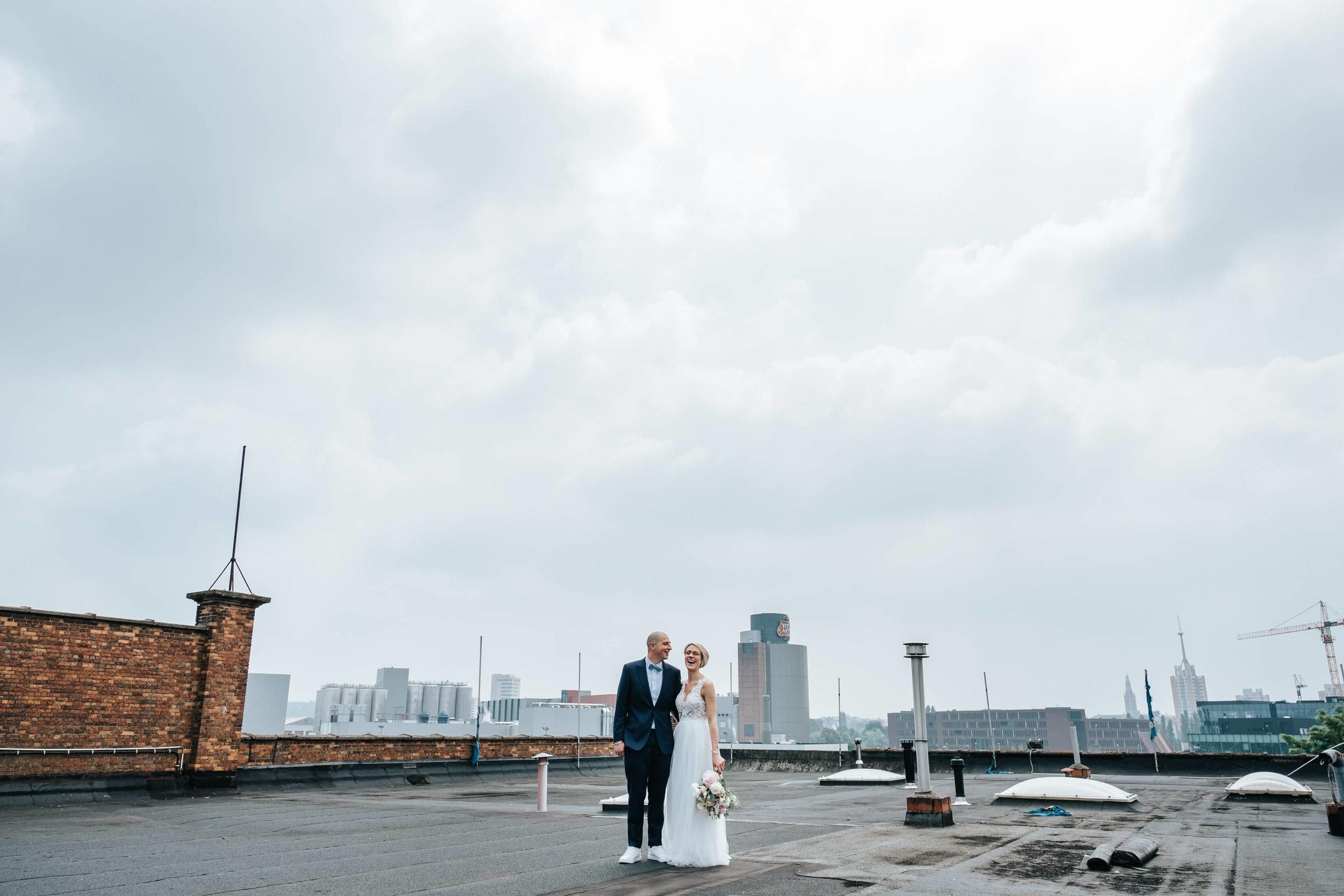 Kim & Bram   huwelijk