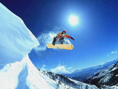 Snowboarding Wallpaper 13