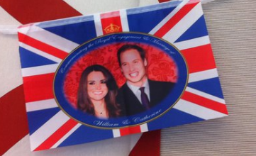 William Kate Bunting