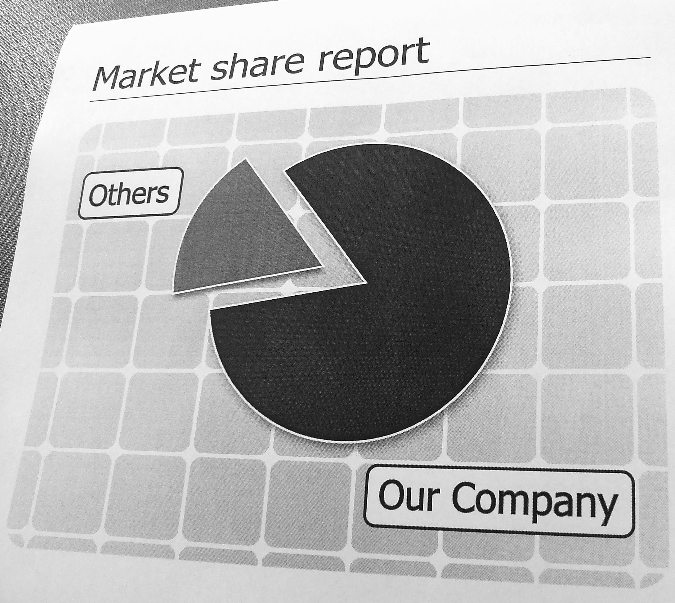 Market Share Report