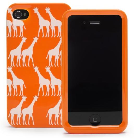 Kate Spade Giraffe Phone