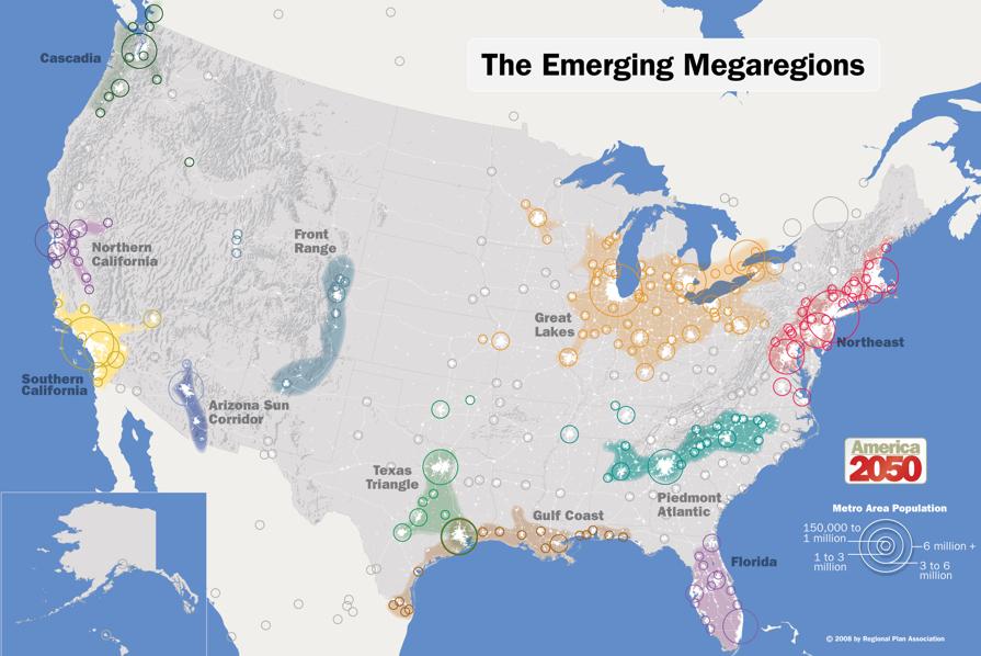 Megaregion_US