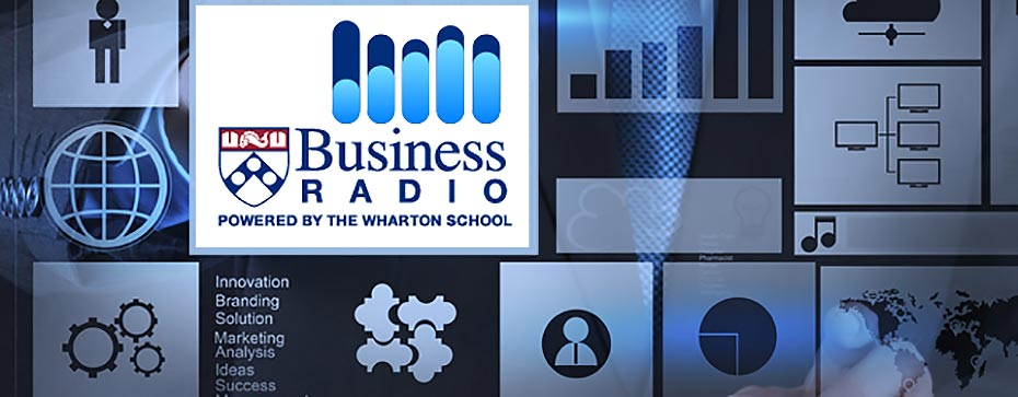 Wharton Busines Radio Logo Large