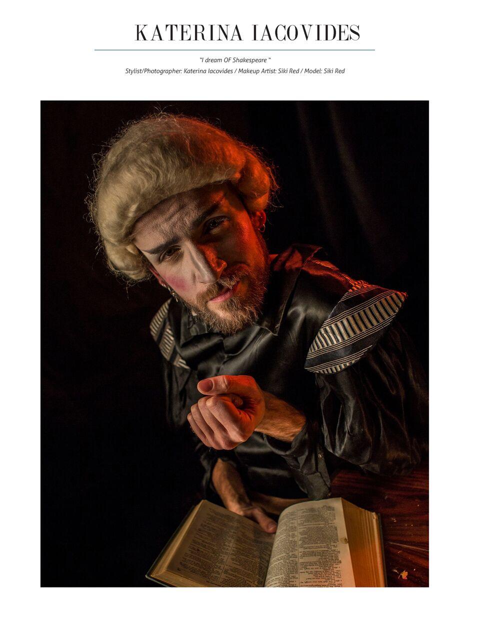 I Dream of Shakespeare -