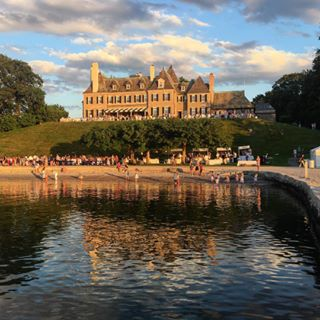 New York Yacht Club at Harborcourt closing dinner for 2015 Newport Global Summit
