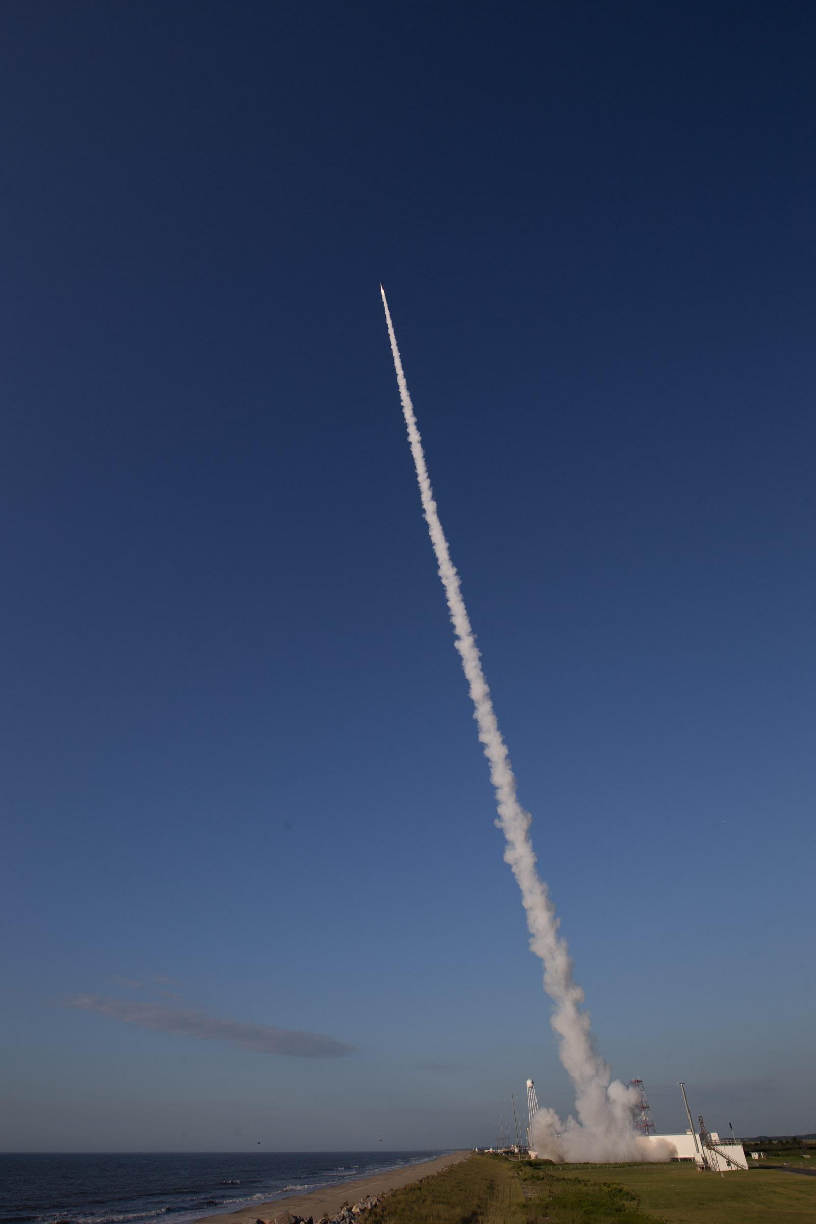 courtesy of: NASA Wallops Flight Facility/Berit Bland