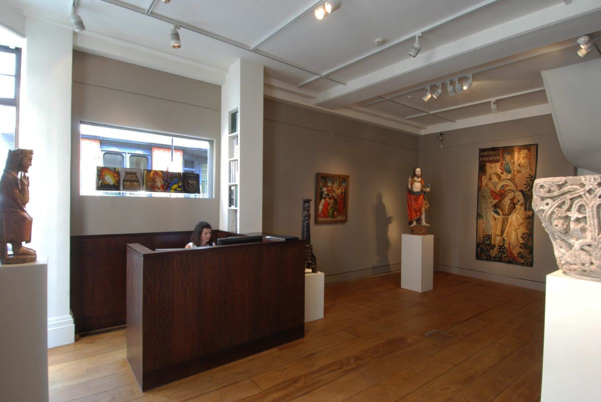 Sam Fogg Gallery 2012