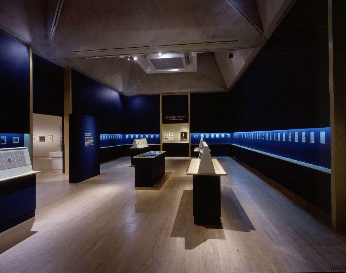 William Blake Tate Britain, 2000